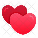 Love Heart Valentine Romance Icon