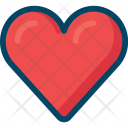 Love Heart Relationship Icon