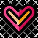 Love Valentine Wedding Icon