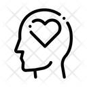 Heart Love Man Icon