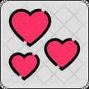 Valentine Day Heart Love Icon