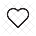Love Heart Valentine Icon