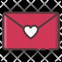 Love Email Valentine Icon
