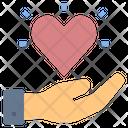 Love Relation Sincere Icon