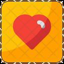 Love Heart Favorite Icon