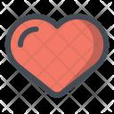 Love Like Heart Icon