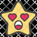 Love Like Emoticon Icon