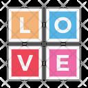 Love Wedding Romance Icon