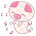 Music Pig Caheo Icon