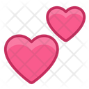 Hearts Together Effection Icon