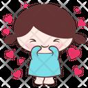 Happy Smile Heart Icon