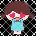 Love Heart Smile Icon