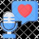 Love Romantic Feedback Icon