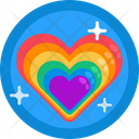 Romantic Romance Gay Icon