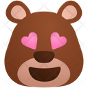 Love Happy Emoji Icon