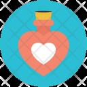 Love Care Poision Icon