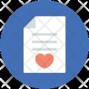 Love Letter Communication Icon