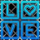 Love Romantic Puzzle Icon