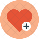Love Heart Care Icon