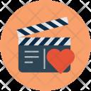 Love Heart Clipboard Icon