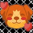 Love Emoji Emoticon Icon