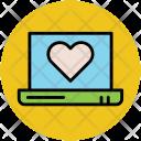 Love Greetings Laptop Icon