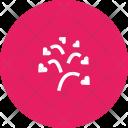 Love Blossom Valentines Icon