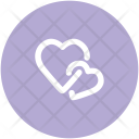 Love Hearts Sweethearts Icon