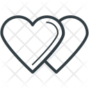 Love Hearts Two Icon