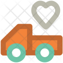 Love Shipment Carry Icon