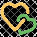 Love Hearts Sweethearts Icon