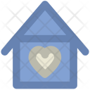 Love Home House Icon