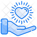 Love And Care Icon