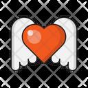 Love Heart Growth Icon