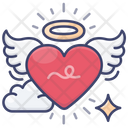 Love Angel Icon