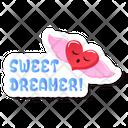 Sleeping Love Angel Love Angel Sweet Dreamer Icon