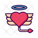 Love Angel Fairy Fantasy Icon