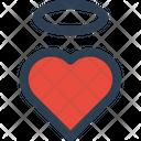 Love Angel Icon