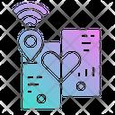 Love App Romance Icon