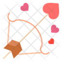 Love Arch Heart Love And Romance Icon