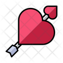 Love Arrow Icon