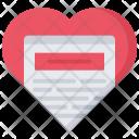 Article Like Heart Icon