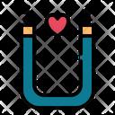 Magnet Love Romance Icon
