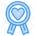 Love Badge Award Achievement Icon