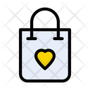 Love Bag Envelope Icon