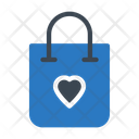 Love Bag Icon