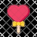 Love Balloon Heart Shape Balloon Heart Icon