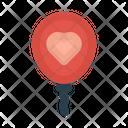 Love Baloon Icon