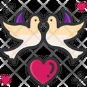 Love Birds Icon