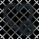 Love Blocked Icon